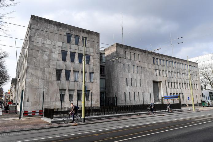19 juni 2019 – Kandidaat-kopers willen Amerikaanse ambassade omtoveren tot Eschermuseum met Escherhotel