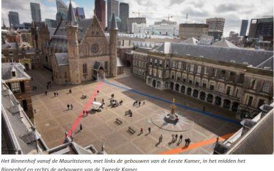 Renovatie Binnenhof – Brief van Staatssecretaris Binnenlandse Zaken en Koninkrijksrelaties Raymon Knops