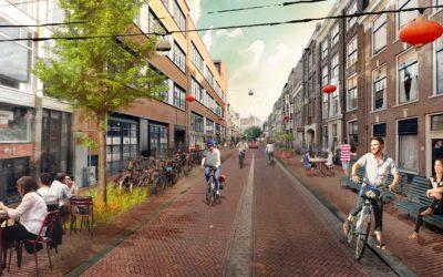 Herinrichting Gedempte Gracht / Gedempte Burgwal en herinrichting Boekhorststraat